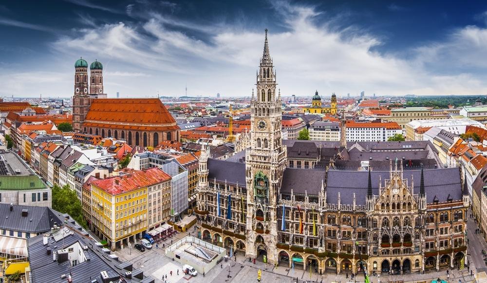 Munich, Germany at City Hall..jpeg